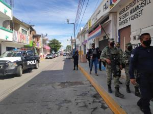 Realiza SSyPC Operativo Rastrillo en Villaflores