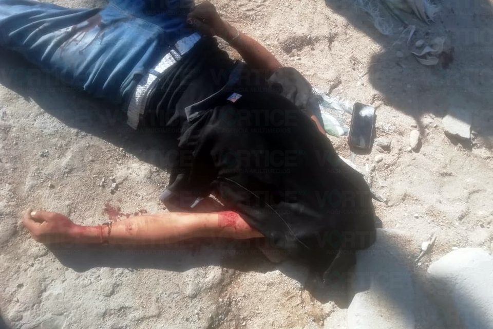 Asesinan de un balazo a presunto ladrón en Tuxtla