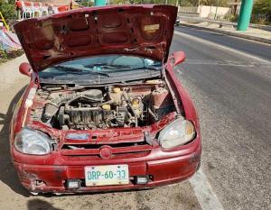 Recupera SSyPC vehículo con reporte de robo