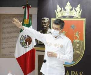 Vacunación contra COVID-19 sigue avanzando; llegará a todos los municipios de Chiapas