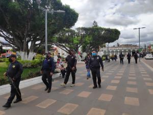 Coordina SSyPC Operativo Rastrillo en Villaflores