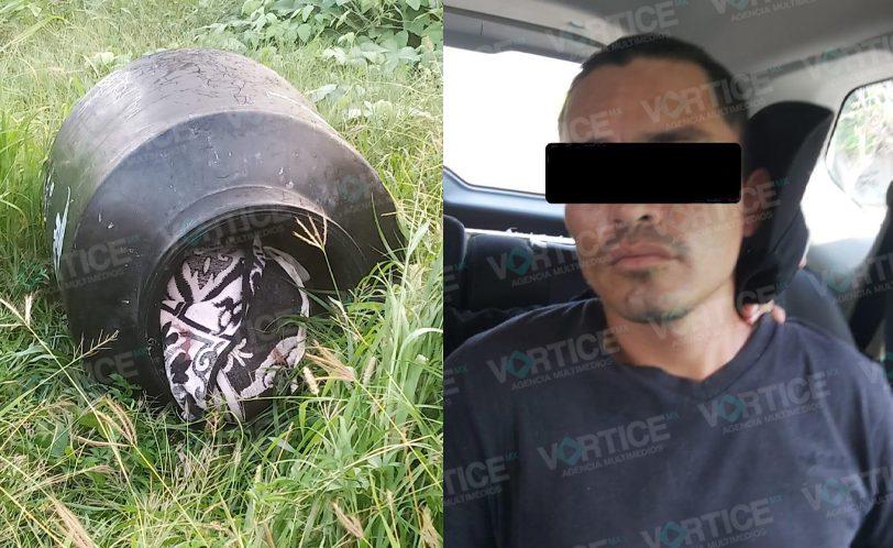 Detienen a presunto multihomicida en Tuxtla; participó en al menos 3 asesinatos