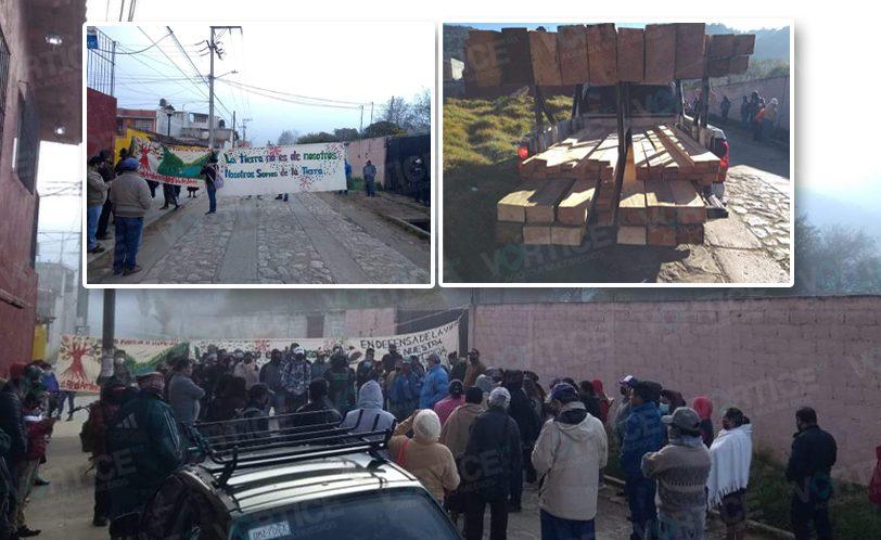 Vecinos protegen humedales de San Cristóbal; evitan relleno