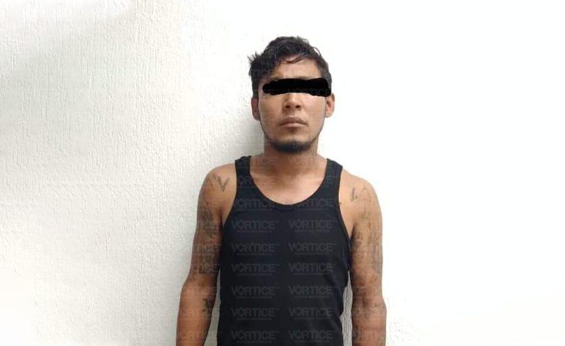 Detiene a El Chupón, sospechoso del homicidio de Carlos Jibrán