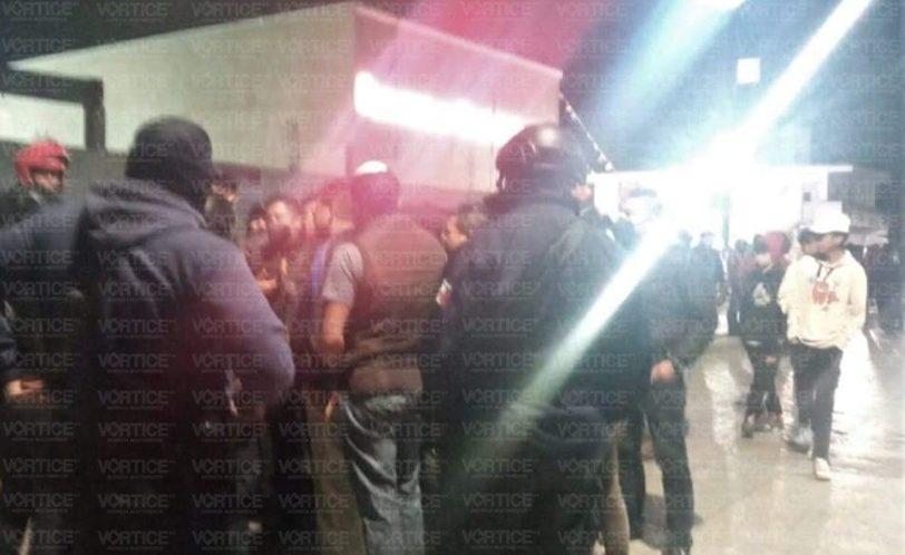Enfrentamiento en San Cristóbal termina en balazos