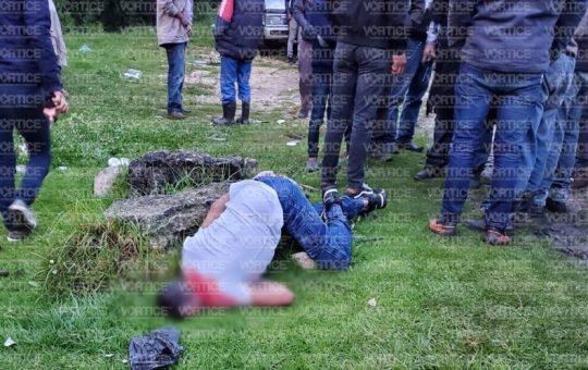 Ejecutan a una persona en San Juan Chamula; hay un herido