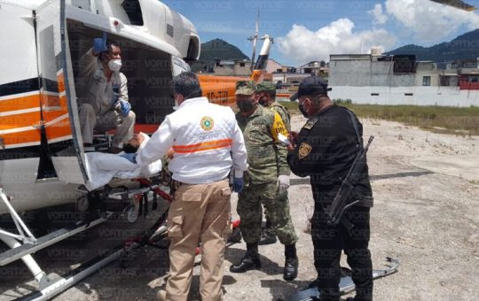 Emboscan a policías y militares en Pantelhó; hay al menos 9 heridos