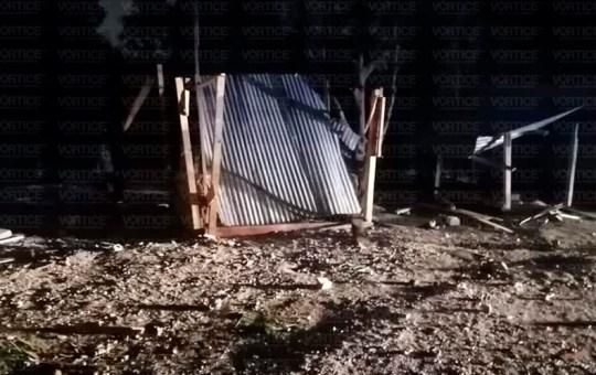 Desmantelan galeras de invasores en la zona sur de San Cristóbal