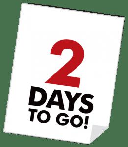 2 More Days - Vortox in Houston