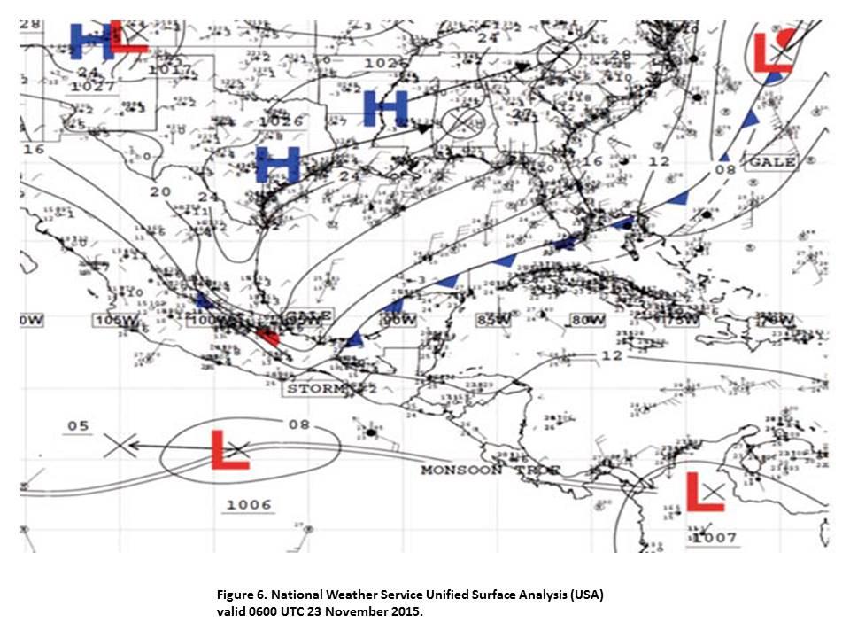 Mariners Weather Log Vol. 60, No. 1, April 2016