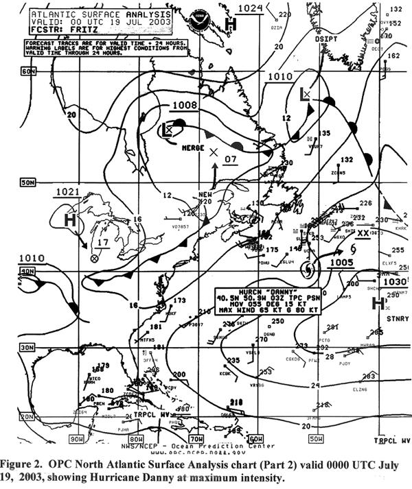 Mariners Weather Log Vol. 47, No. 2, December 2003