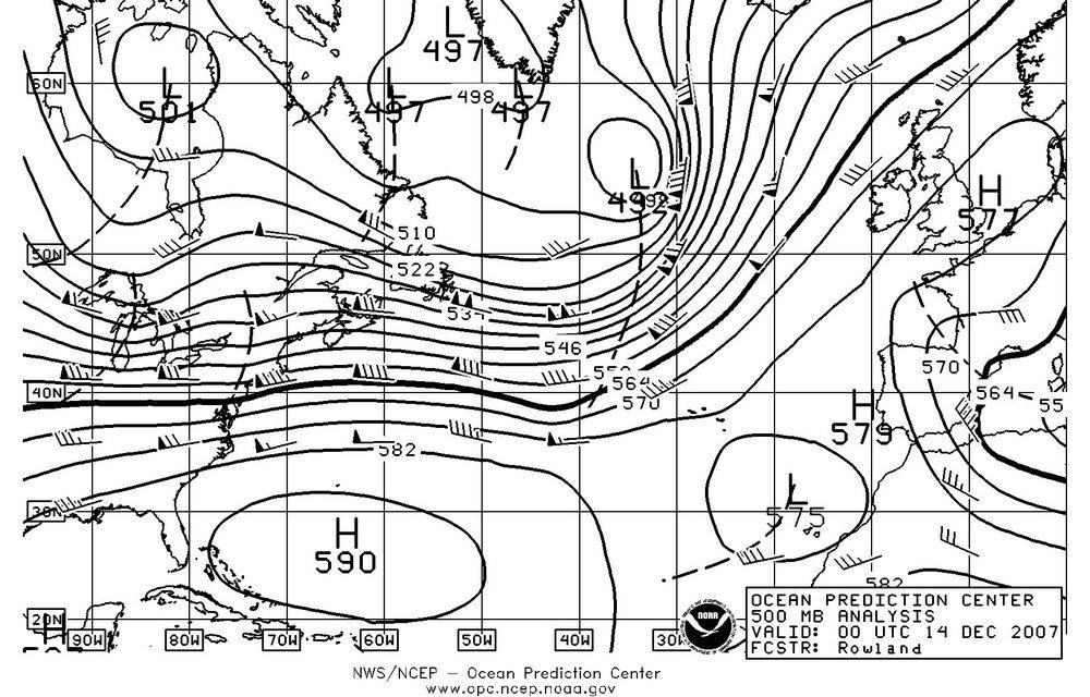 Mariners Weather Log Vol. 52, No. 1, April 2008