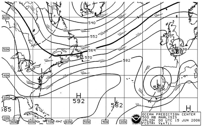 Mariners Weather Log Vol. 50, No. 3, December 2006
