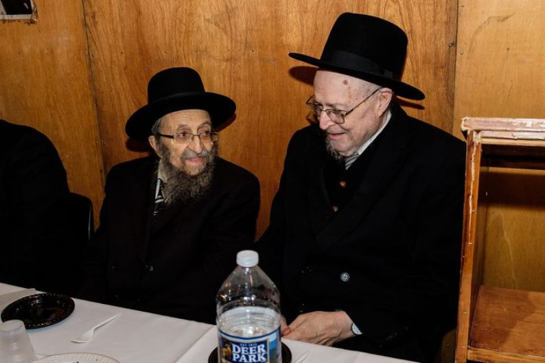 Larger Than Life – Sheloshim Of Rabbi Sheftel Neuberger 21