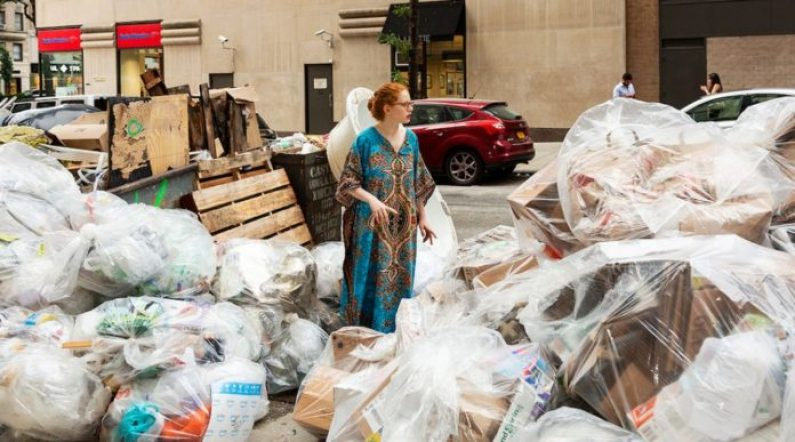 Meet The Jewish Activist Digging Through The Trash For Climate Justice 1
