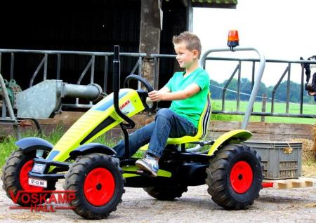 BERG Claas BF3 action with boy