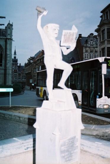 Student life, Leuven, Belgium