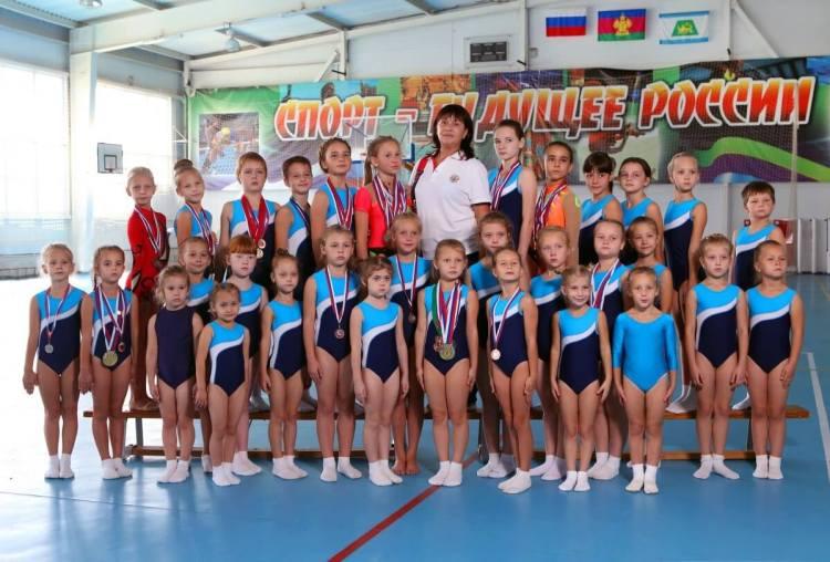 Девочки победители, спорт - будущее России