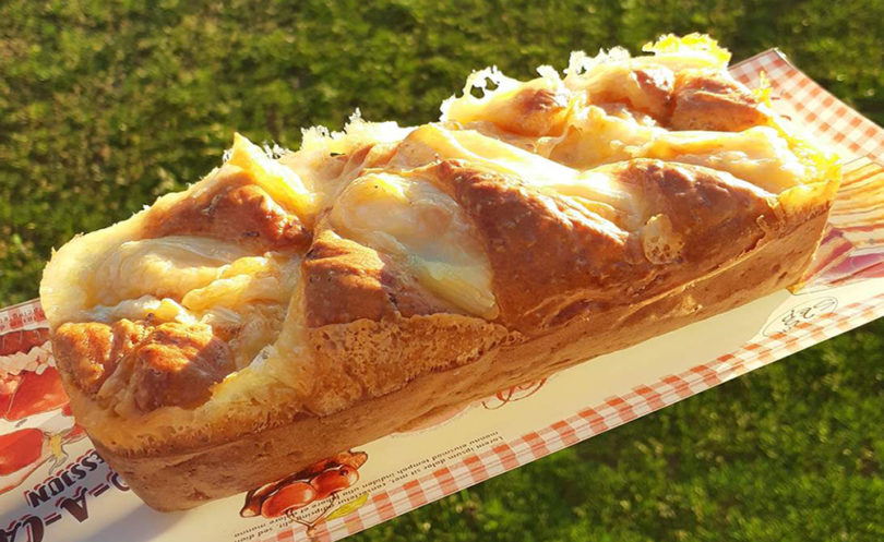 Cake Poulet Fromage à Tartiflette