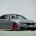 Vossen Uk Bmw M4 On Vossen Vfs 1 Wheels