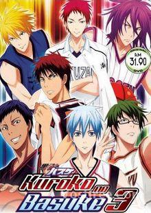 Saison 4 Kuroko No Basket : saison, kuroko, basket, Kuroko, Basket, Saison, STREAMING