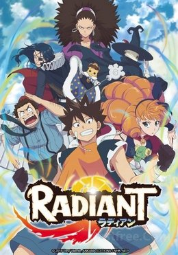Radiant Episode 18 Vostfr : radiant, episode, vostfr, Radiant, STREAMING
