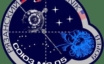 Встреча экипажа 52/53 экспедиции на МКС
