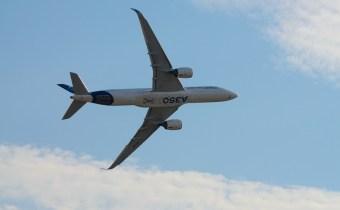 Премьера самолёта Airbus A350-900