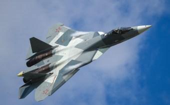 Рособоронэкспорт представит Су-57Э и Ил-112ВЭ