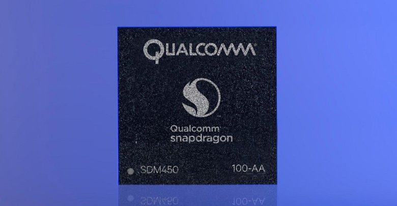 qualcomm procesor 450