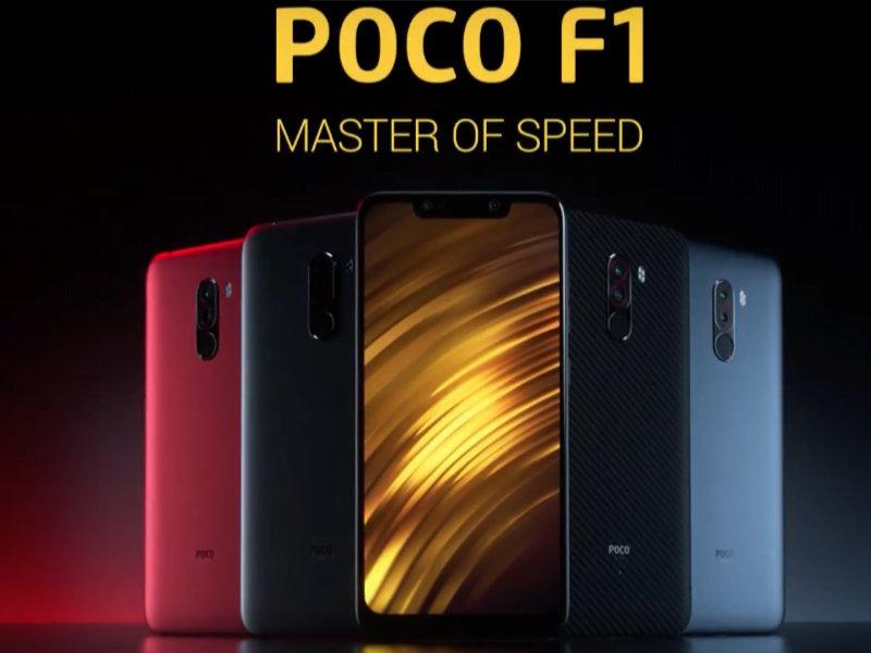 Xiaomi Poco F1 predstaveny
