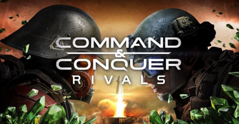 Command and Conquer Rivals-min