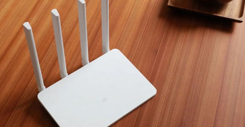 Xiaomi Router 3G produktova fotografia