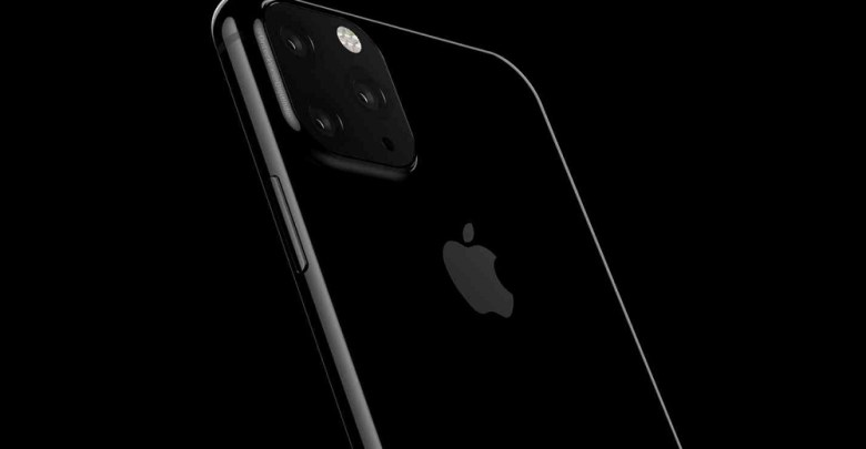 Apple iPhone XI render