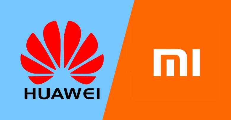 Huawei a Xiaomi
