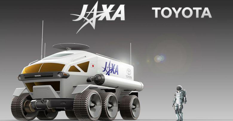 jaxa toyota mesacny rover