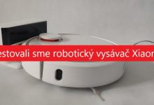 Recenzia roboticky vysavac Xiaomi