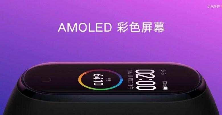 Xiaomi Mi Band 4 farebny displej