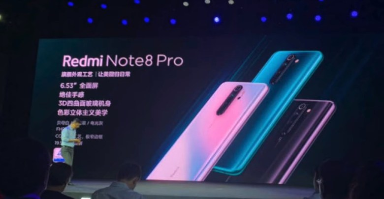 Redmi Note 8 Pro je predstaveny