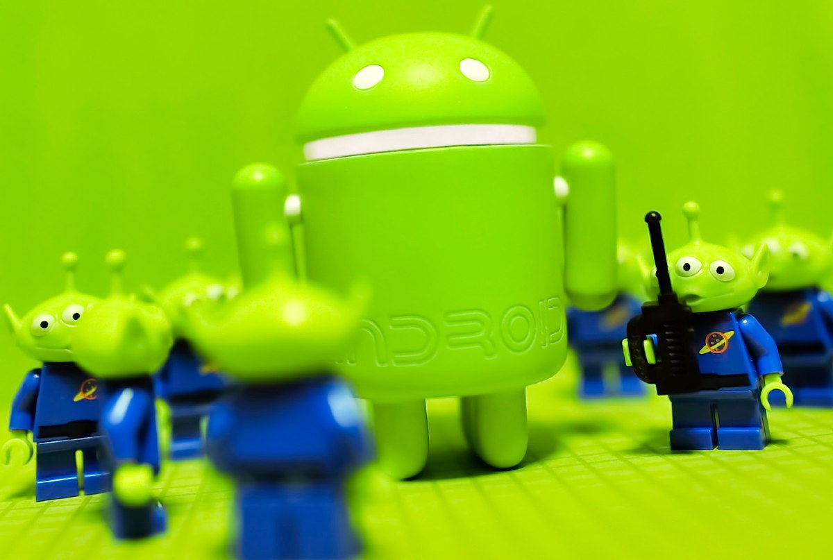 Android Tipy a triky