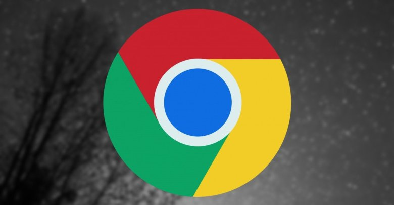 Google Chrome tmavý režim