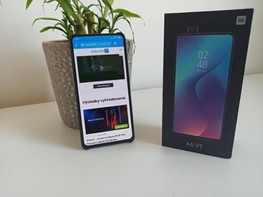 Recenzia Xiaomi Mi 9T