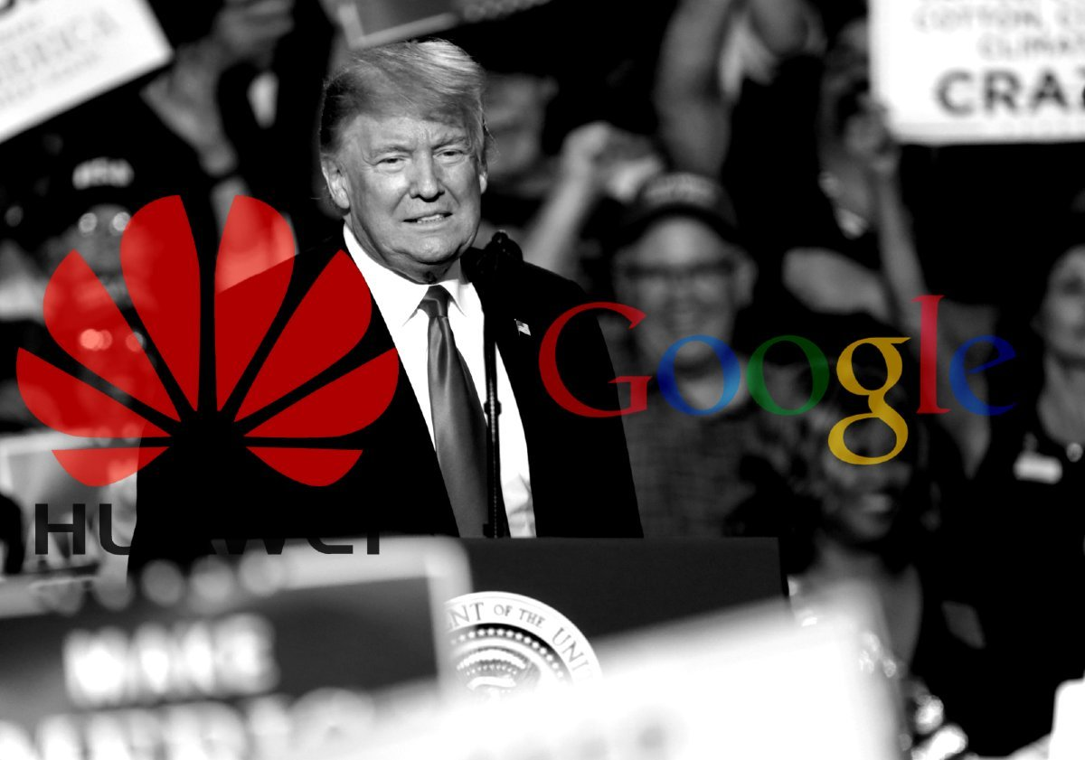 Sankcie voci Huawei mozu uskodit spolocnosti google