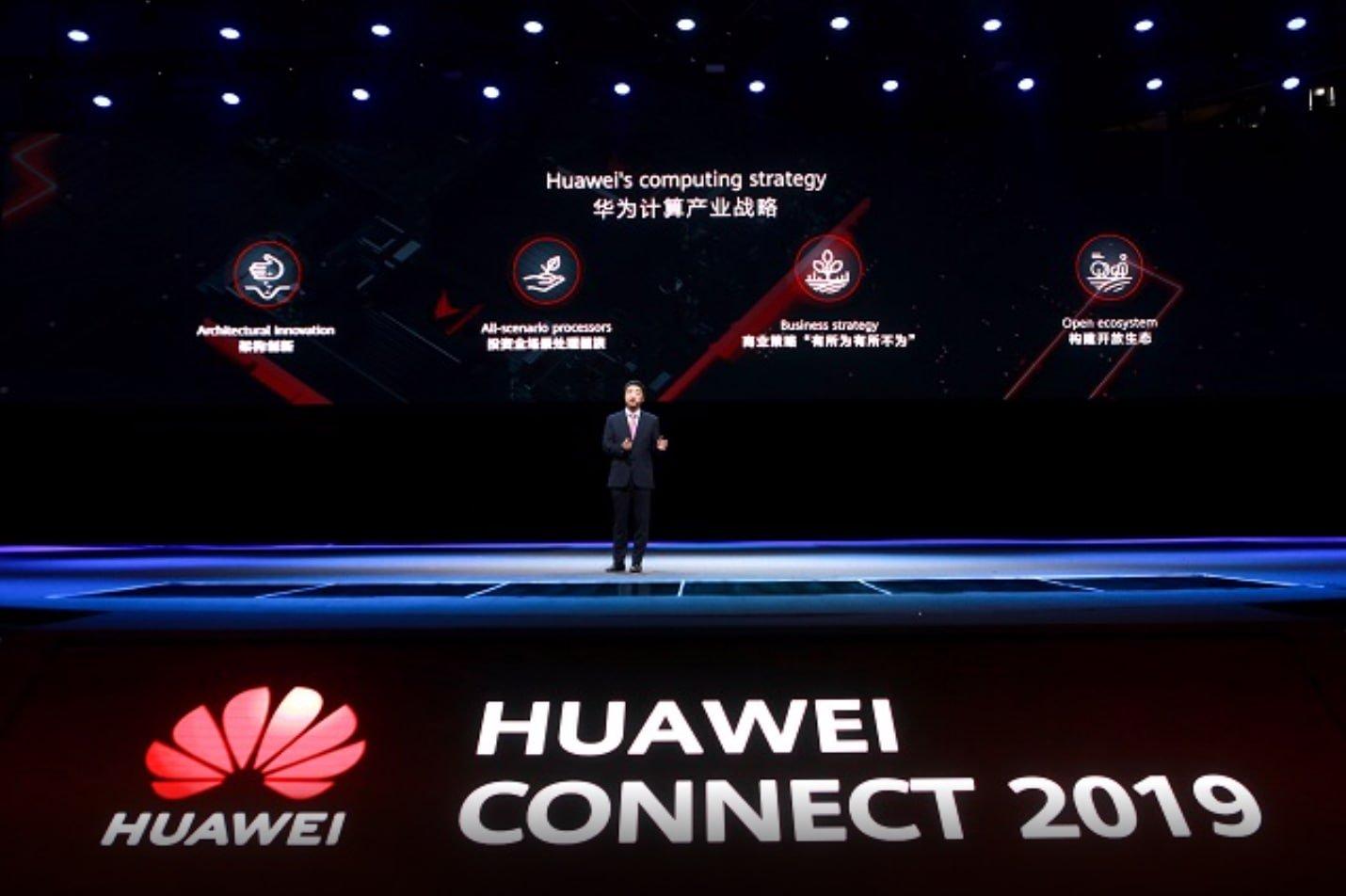 Huawei stratégia