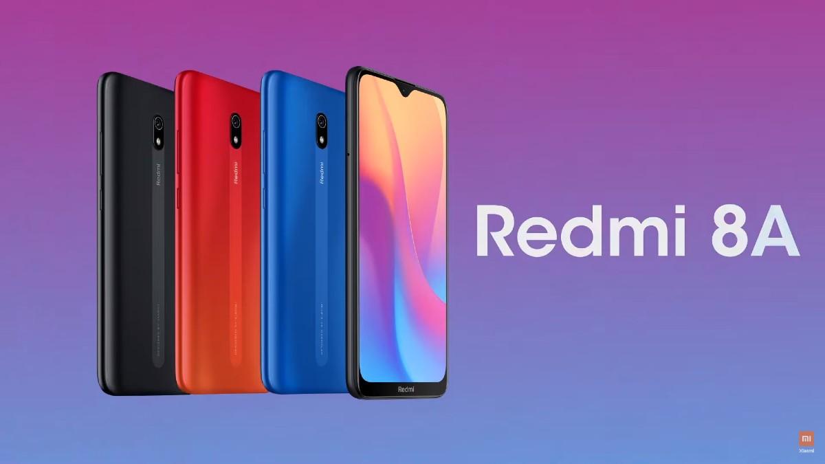 Xiaomi Redmi 8A predstavenie