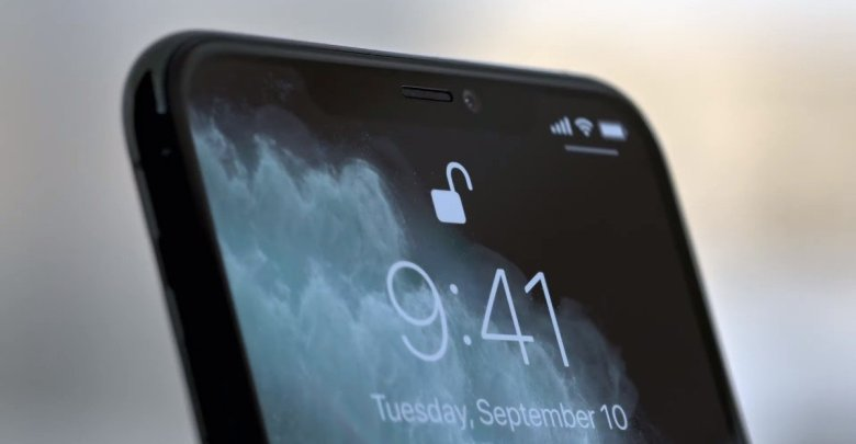 iPhone 11 Pro rozhranie Face ID (1)