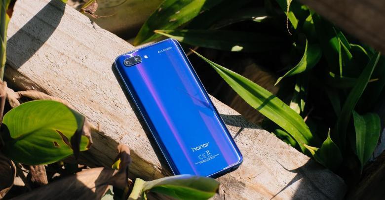 Huawei Honor smartfony