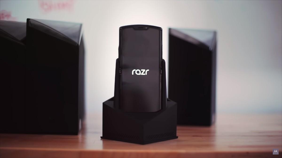 Motorola Razr je oficialne predstavena