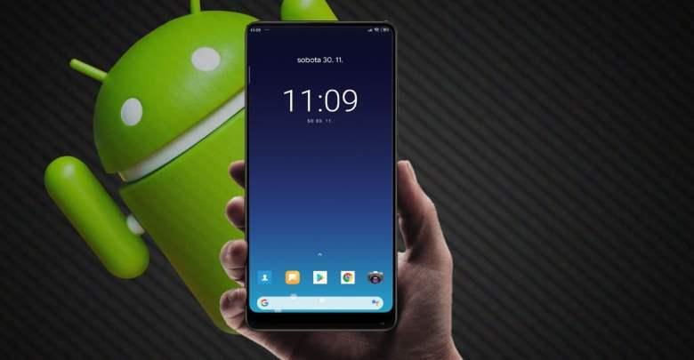Najlepsie Android Launcheri