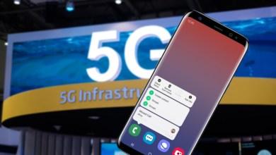 Samsung 5G smartfon